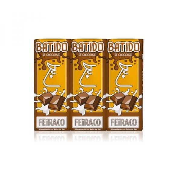Batido chocolate Feiraco