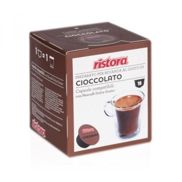 Compatible Dolce Gusto Ristora Cioccolato