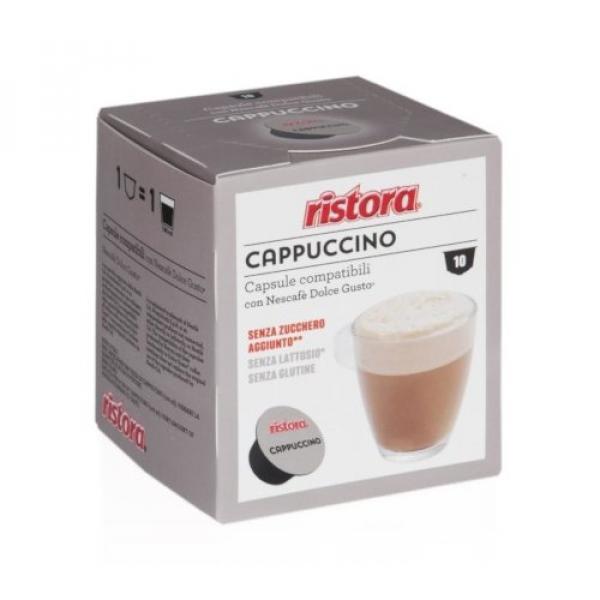 Compatible Dolce Gusto Ristora Cappuccino