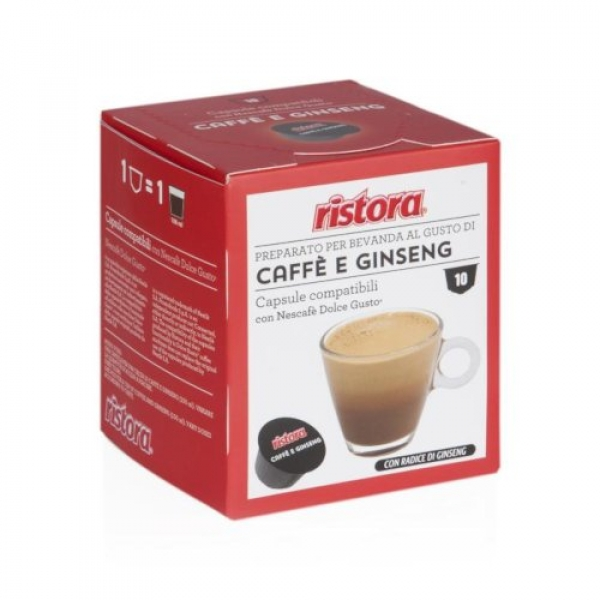 Compatible Dolce Gusto Ristora Ginseng