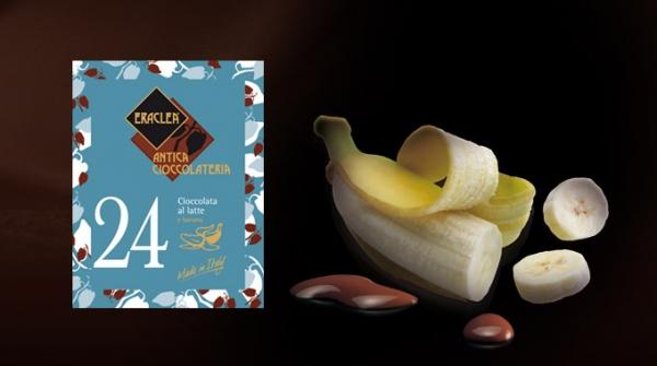Eraclea Con Leche y Plátano