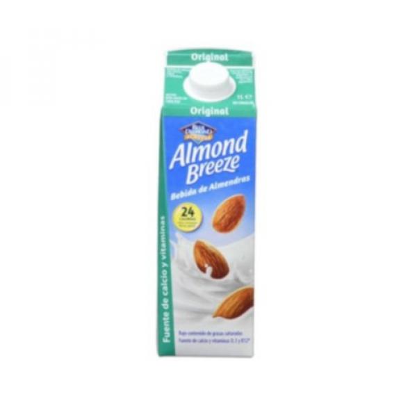 Leche de almendras Almond Breeze